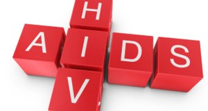 The horror and dread of HIV / AIDS.