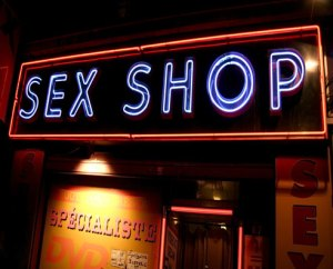 A Sex Shop
