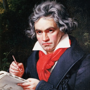 World-renowned music composer - Ludwig Van Beethoven