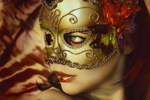 The Figurative Mask that we all wear.