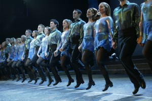 Michael Flatley's Tap Dancers.'