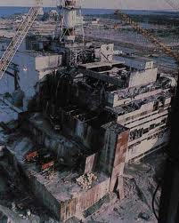 Chernobyl Nuclear Power Plant Disaster.