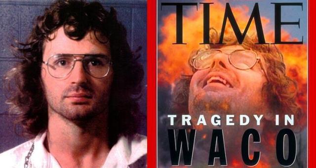 David Koresh & The Waco Massacre.