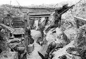 First World War Trench (1914 -1918)