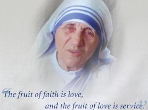 Mother Teresa - God's Angel on Earth.