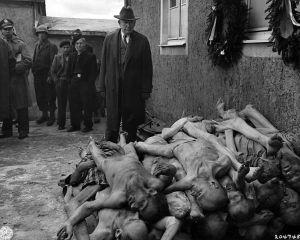 Nazi Concentration camp - Buchenwald-bei-Weimar.