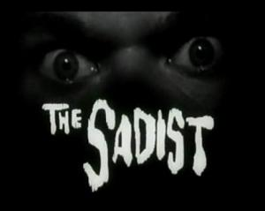 The Sadist - as depicted by Amanda Marcotte