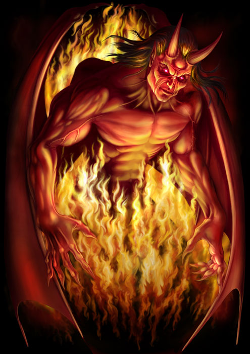 Satan/The Devil - The Personification of Evil