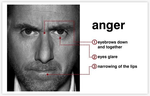 The Expression of Anger