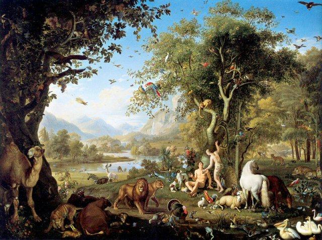 The Garden Of Eden/ Paradise