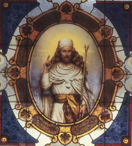 Zarathusthra - Prophet of the Parsis and Advocate of the Teachings and Philosophies of Zoroastrianism.