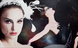 """Black Swan"" movie wallpaper"