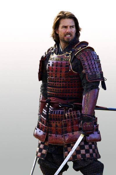 Algren - in Hirotara's red samurai armor.