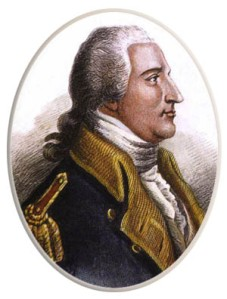 Benedict Arnold - a notorious traitor.