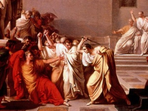 The Infamous Betrayal of Marcus Brutus,