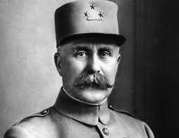 Marshal Petain is known for his infamous treachery and betrayal.