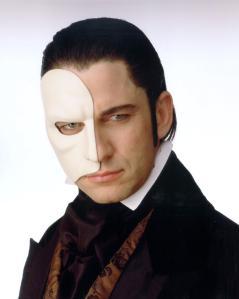The Enigmatic Masked Phantom.