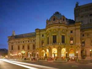 The Paris Opera House