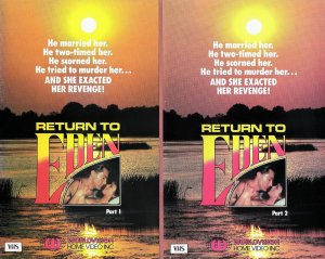 """Return to Eden"" - the enormously popular Australian mini-series released in 1983."