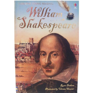 The immortal Bard - William Shakespeare