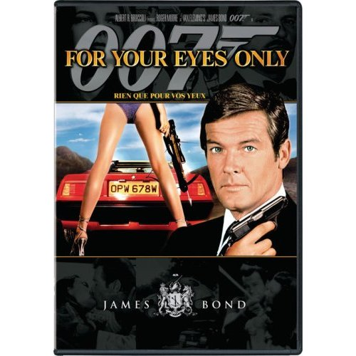 """For Your Eyes Only"" - The Indomitable James Bond - Agent 007!"