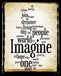"""Lyrics of """"Imagine"""" - John Lennon"""