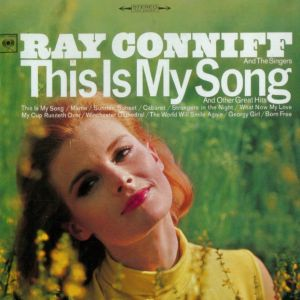 """""""This is My Song"""" - Ray Conniff (Cd Cover)"""