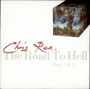 """The Road To Hell"" - Chris Rea (album cover)"