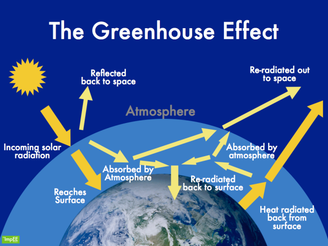 The Greenhouse Effect - can't we do something before it is too late? Don't we care at all? How selfish can we be?
