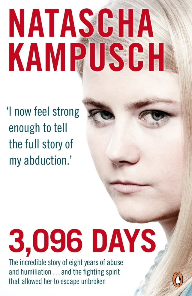 Natascha Kampusch reveals her true story of a horrific crime and an ordeal spanning 3096 days in captivity.