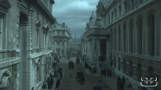 London - as it was in 1871.