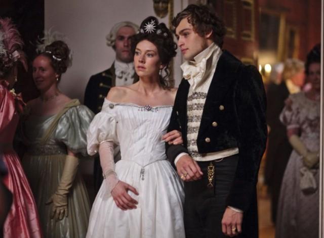 Pip and Estella at the Ball.
