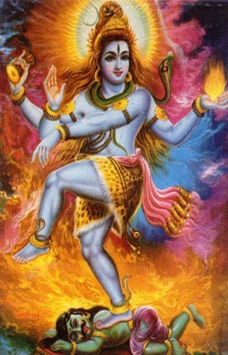 Shiva's Death Spin i has already started - it is gaining more and more speed and momentum with each new spin. It spells the Impending Doom of the Twisted Face of Evil.