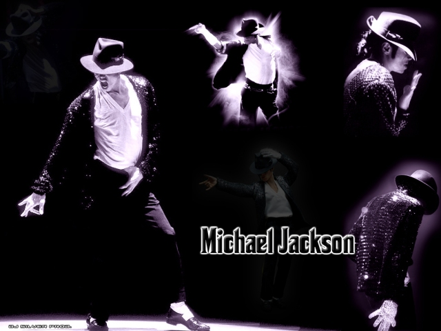 "Michael Jackson - ""the King of Pop."""