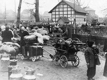 Expulsion of Ethnic Germans after World War II (1945)