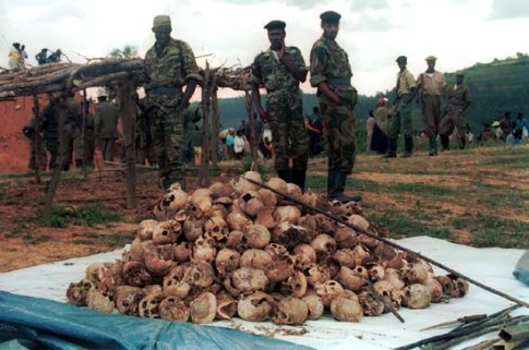 The Devastating  Rwandan Massacre.