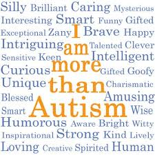 """I am More than Autism"" - I am Unique!"