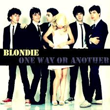 """One Way or Another"" by Blondie"