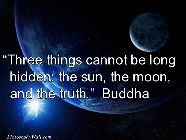 The Buddhist Philosophy is an Enlightened Philosophy. Imbibe it!