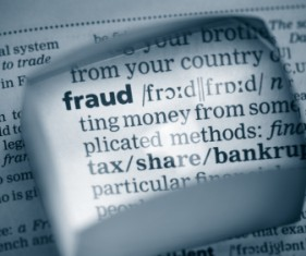 Fraud -  a part of white-collar crime.