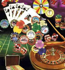 Gambling is a vice. Avoid it!