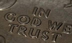 """In God We Trust"" - let it be the same for the Law. Let's pledge to keep it that way always!"