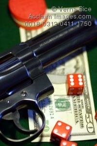 Gamble with mafia dons - you are playing away your life and that of your near and dear ones!