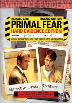"""Primal Fear"" the movie (1996)"