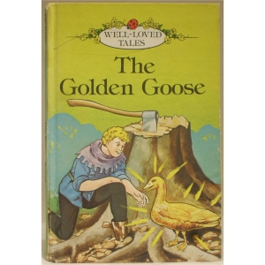 """The Golden Goose"" - an Aesop Fable"