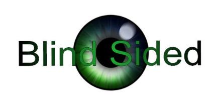 Blind-Sided Logo