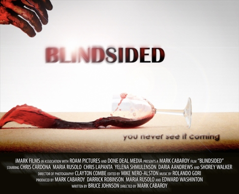 """""""Blindsided"""" (Photo Credit: Film Snobbery - A Voice For Indie Film)"""