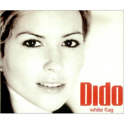 """White Flag"" - Dido (CD cover)"