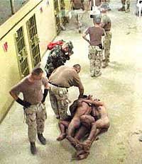 Iraq and the Despicable Forms of Humiliation. (Photo Credit: http://frogstylebiscuit.com/node?page=7)