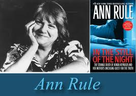 Ann Rule Book Signing - Author of True Crime  (Photo Credit: http://readtoleadtoday.org/event/ann-rule-book-signing/)